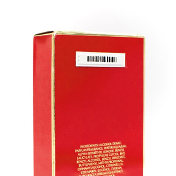 BOSS Labels AM 58 KHZ - Barcode - Box of 5000 image 2