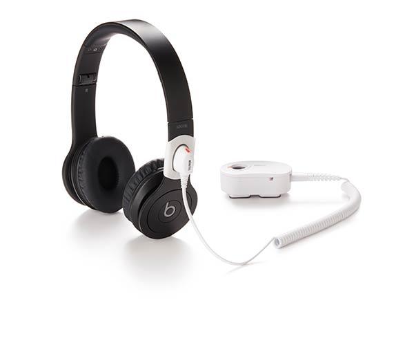 Zips Headphone Sensor