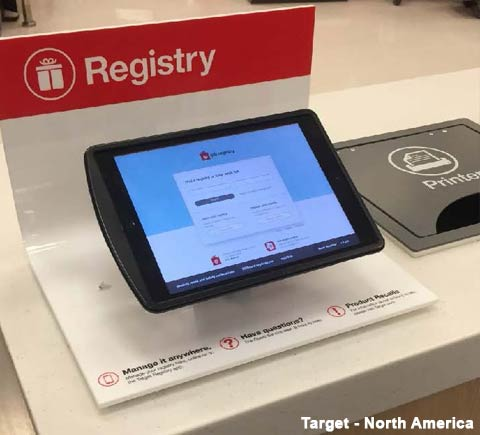 CT100 Tablet Stands Target - North America