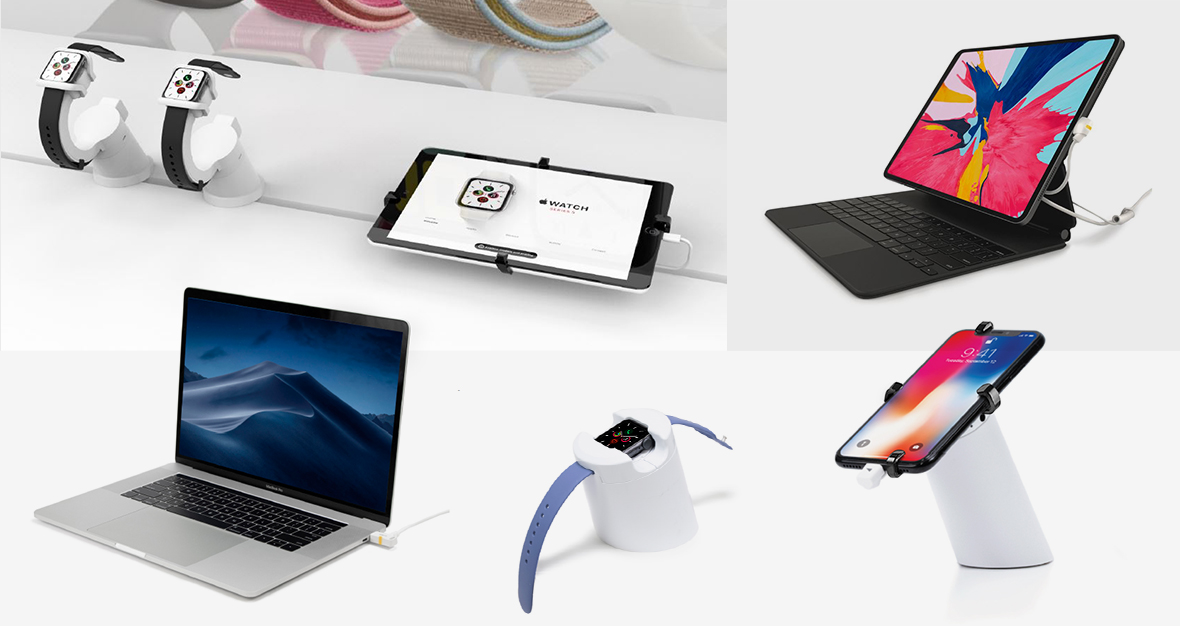 InVue - Custom Brand Solutions for Apple products